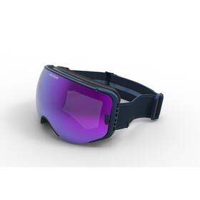 Spektrum Skutan Goggles, spektrum blue/revo mirror blue